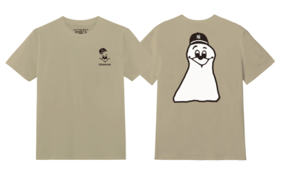 SHINKNOWNSUKE & COMMUNE MISTER T-Shirts